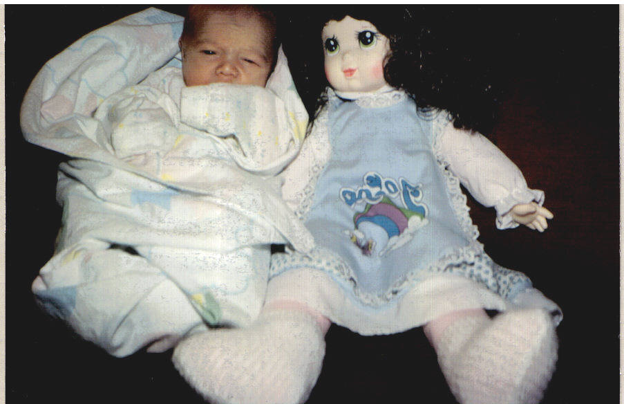 Bryce & Hope doll